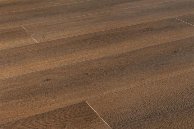 BuildDirect – Laminate - 10mm Real Feel Collection – Chocolate Oak - Angle View
