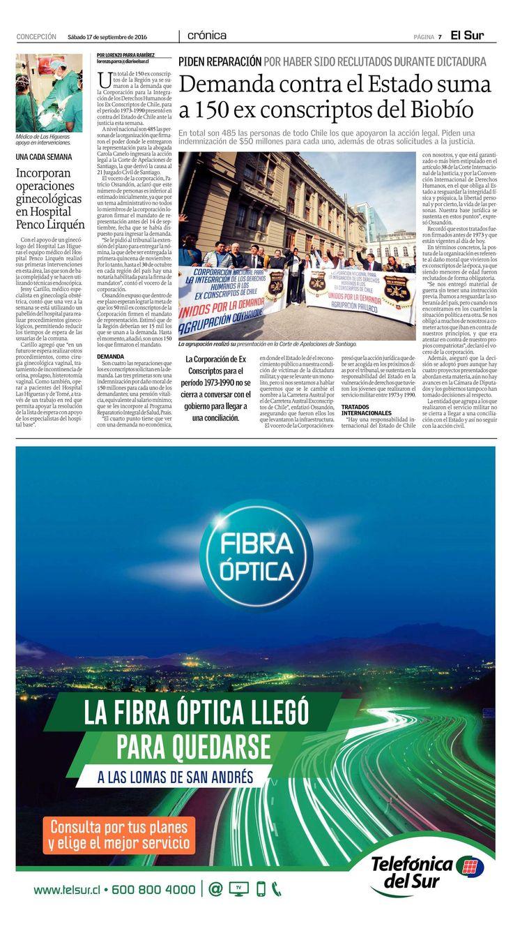 Página 7 | El Sur - 17.09.2016