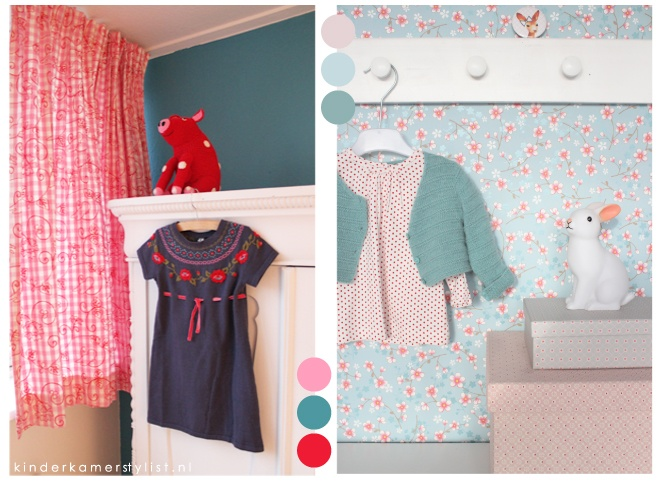 Colour or Pastel? Which style do you all prefer? More inspiration: http://www.kinderkamerstylist.nl/kinderkamers