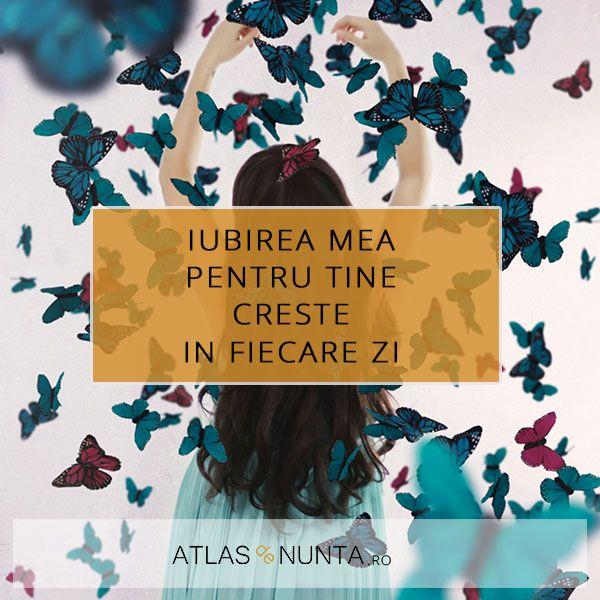 #Iubirea mea pentru tine creste in fiecare zi. #truelove  www.atlasdenunta.ro