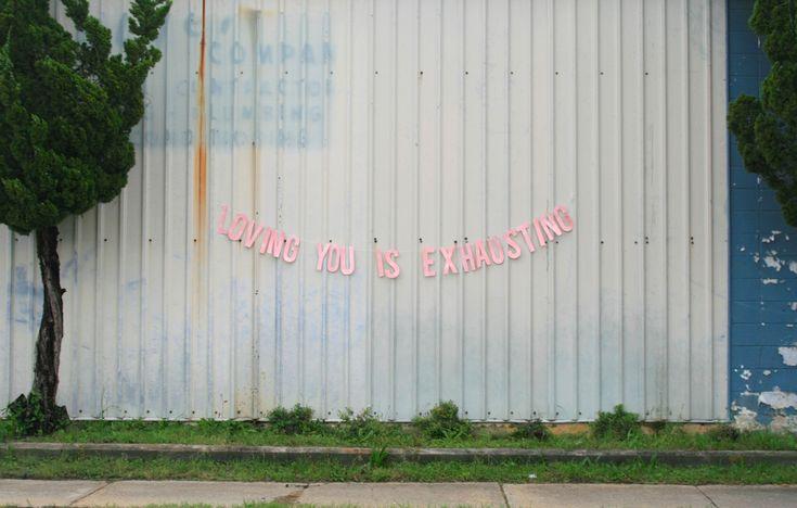 abandoned love : Photo
