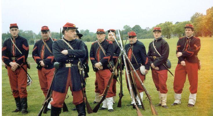 Zouave Uniforms | American Civil War Forums