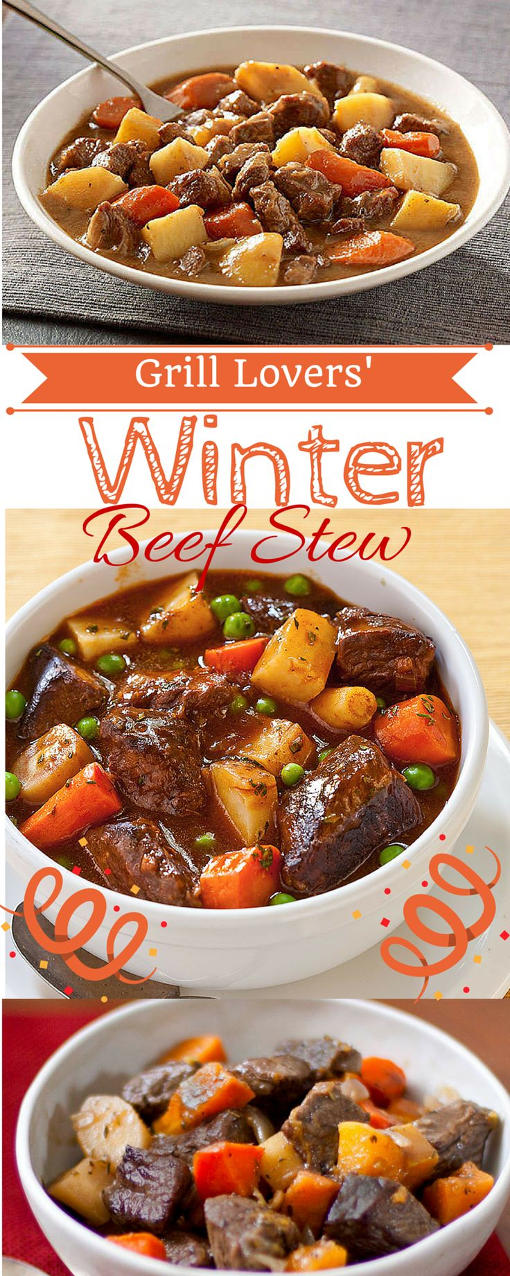 PrintGrill Lovers' Winter Beef Stew Recipe (Ready in about 12 hours | Servings 8) Ingredients• 2 pounds stew beef, cut into bite-sized cubes • 4 medium carrots, sliced • 1 parsnip, sliced • 1 onion, chopped • 2 stalks celery, sliced • 1 (28-ounce) can tomatoes • 1/2 cup quick-cooking tapioca • 1 teaspoon salt[...]