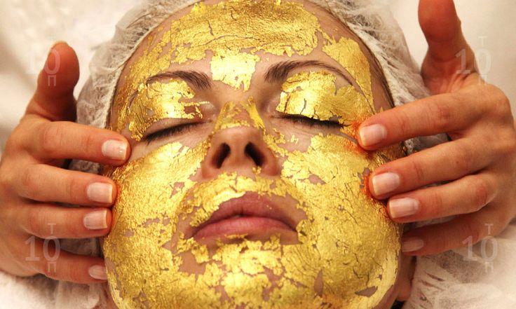 Самые экзотические СПА процедуры 3 место Золотая маска The most exotic spa treatments 3rd place Golden Mask