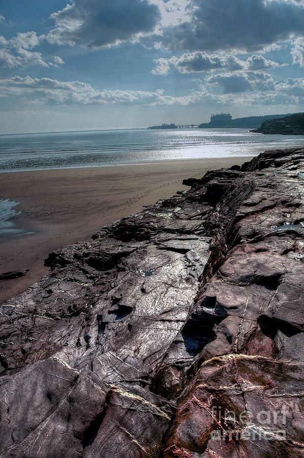 ✮ Mispec Beach in New Brunswick Canada As I girl I remember those frigid waters!