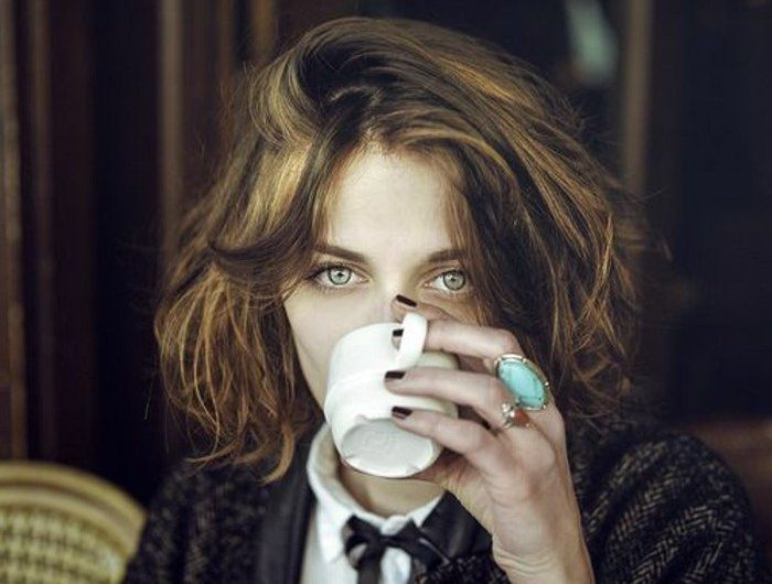 Les 25 meilleures id es concernant yeux marron vert sur pinterest tutoriel de fard paupi res - Blonde aux yeux marrons ...