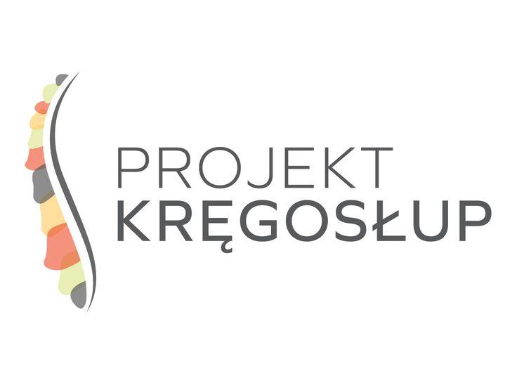 Przepis na Dizajn Logo Projekt Kręgosłup 2