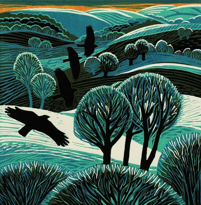 """Homeward Go"" Annie Soudain"