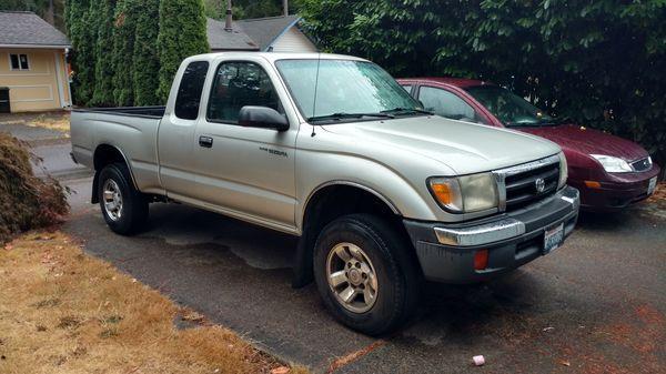 2000 Toyota Tacoma Prerunner v6 ( Cars & Trucks ) in Covington, WA - OfferUp