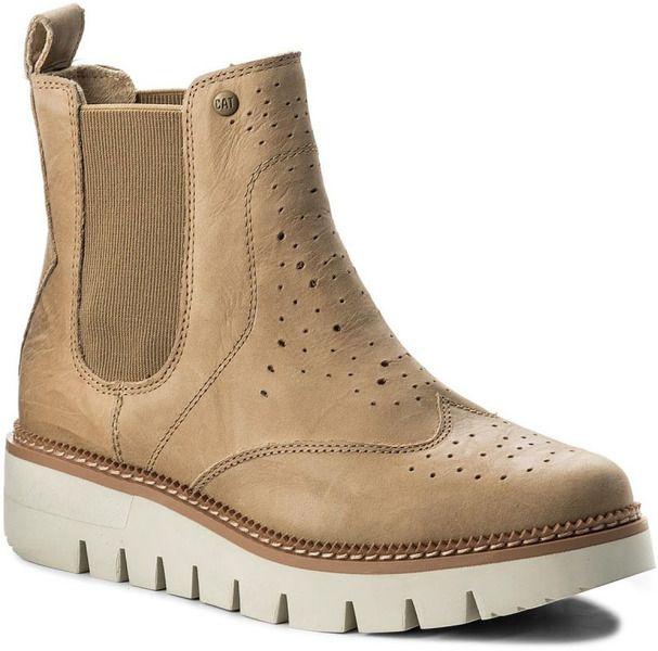 Damskie Buty Miejskie Caterpillar Skyrocket Boots Chelsea Boots Ankle Boot