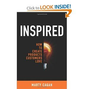 For those interested in creating, developing, managing tech products in agile environment, Marty Cagan on How to Create Products Customers Love