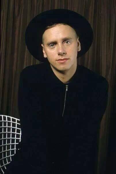Martin L Gore of Depeche Mode