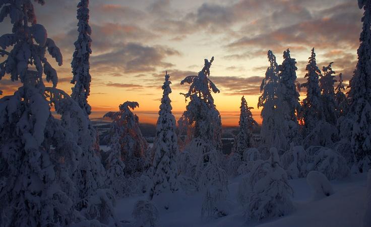 Sirkka, Lapland - Kätkätunturi