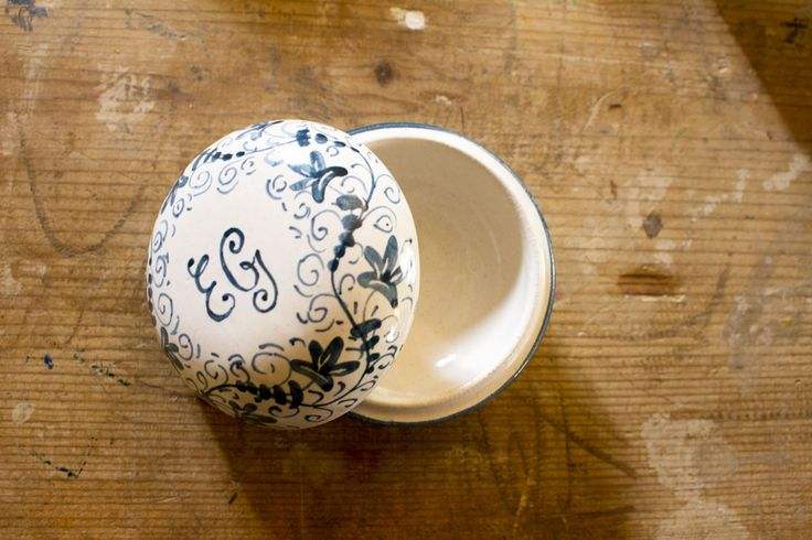 Just an idea for your #wedding by Artesia Ceramica made in #Tuscany. #Bomboniere #Favor #matrimonio