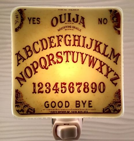 OUIJA BOARD GLASS NIGHT LIGHT @ https://dangerousminds.net/comments/glass_night_lights_of_david_lynch_john_waters_robert_smith_sonic_youth_and?utm_source=Dangerous+Minds+newsletter&utm_campaign=e6b8bd28fa-RSS_EMAIL_CAMPAIGN&utm_medium=email&utm_term=0_ecada8d328-e6b8bd28fa-65902465
