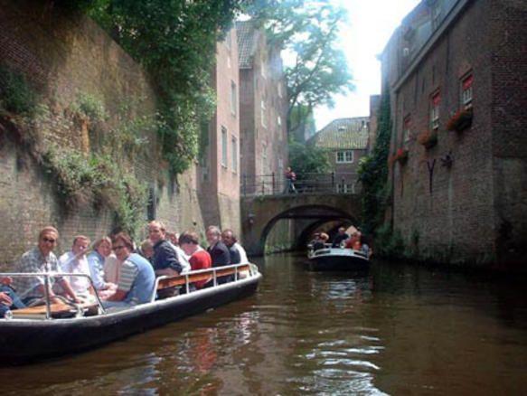 's-Hertogenbosch - Binnendieze (rondvaart)