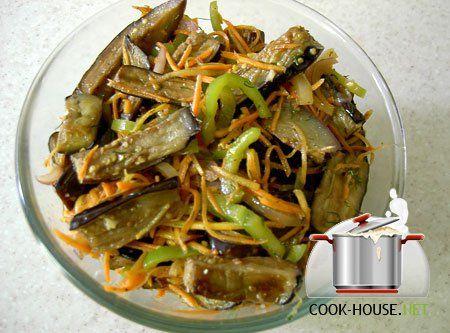 Баклажаны по-корейски » Рецепты с фото, Новогодние рецепты 2013, первые блюда, вторые блюда, салаты, выпечка, торты, коктейли, десерты, холодные закуски, Новогодние рецепты, рецепты салатов