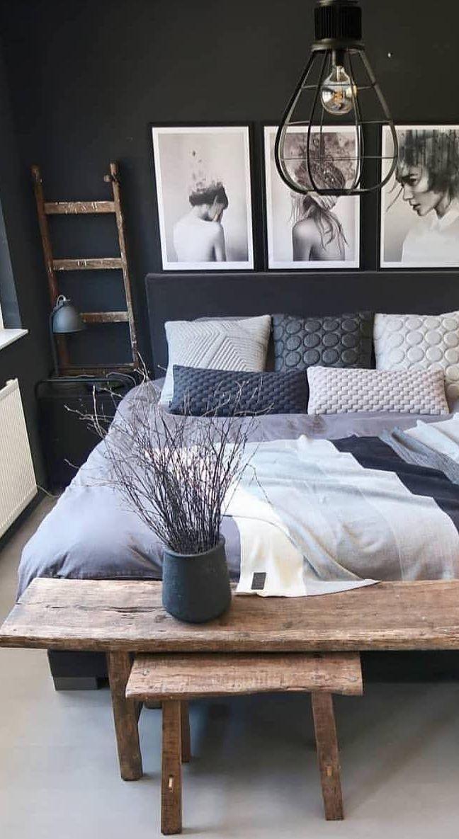 24 Elegant Dark Blue Bedroom Walls Ideas Blue Bedroom Walls Dark Blue Bedroom Walls Small Room Bedroom
