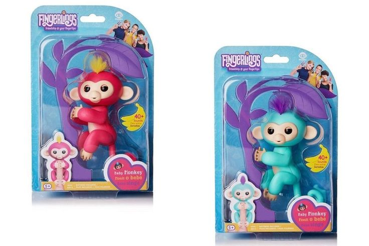 Best 25 Fingerlings Monkey Ideas On Pinterest