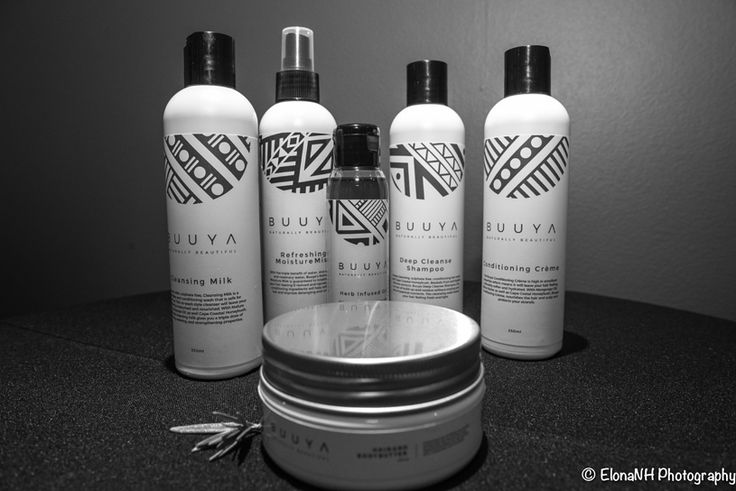 South African Natural Hair Products
