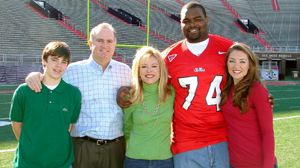 True story behind The Blind Side