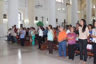DIOCESIS DE PUERTO CABELLO: Fiesta Patronal