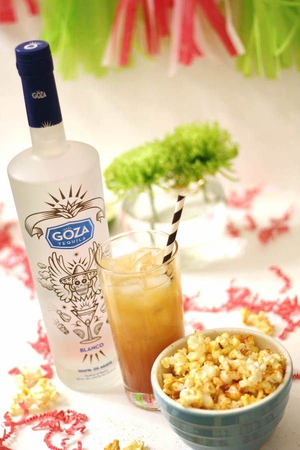 How To Host The Perfect Tequila Inspired Bachelorette Party Craft BoxPopcorn RecipesCocktail
