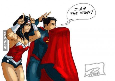I am the Night.