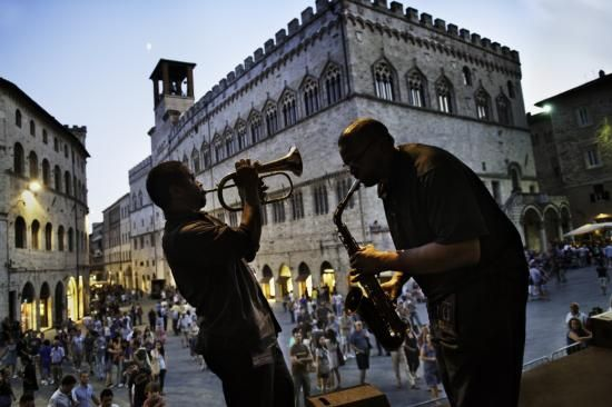 One of the most popular JAZZ festivals in Italy and around the world.  Share your experience and journey!
