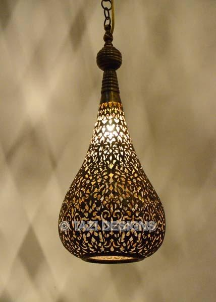 48 best modern moroccan lights images on pinterest modern moroccan contemporary style moorish pendant light by tazi aloadofball Images