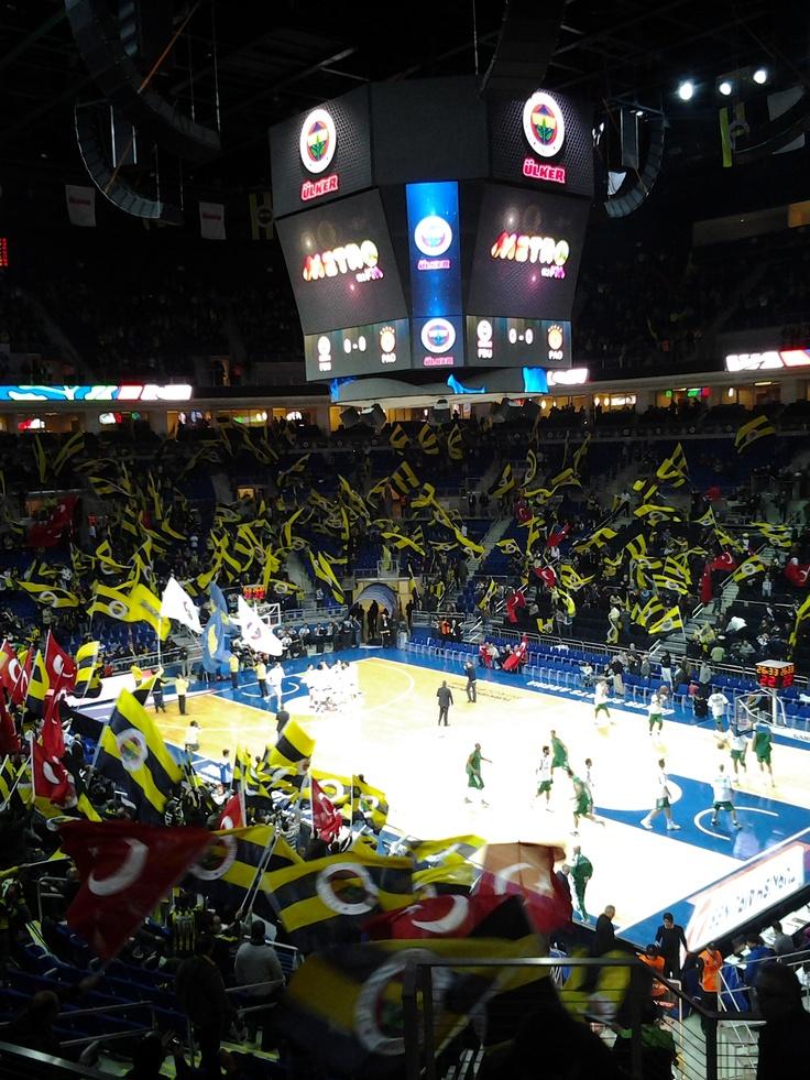 Ülker Sports Arena - Fenerbahçe Ülker - Panathinaikos