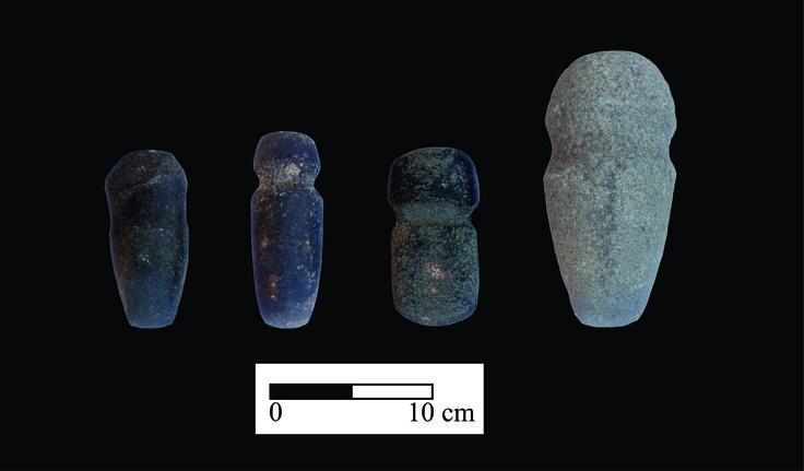 Resultado de imagen de hacha prehistorica sur ameriaca