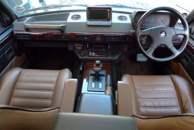 39 best range rover classic images on pinterest range - Range rover classic interior parts ...