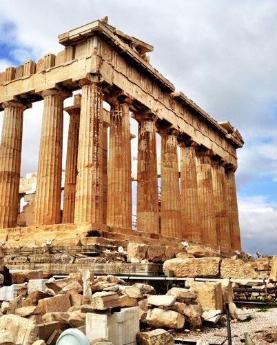 greek architecture crystalinks - 402×500