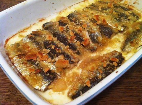 Un petit gratin de sardines pour ce soir, ça vous tente ? Miam ! :) => http://ow.ly/lR39303sZeZ
