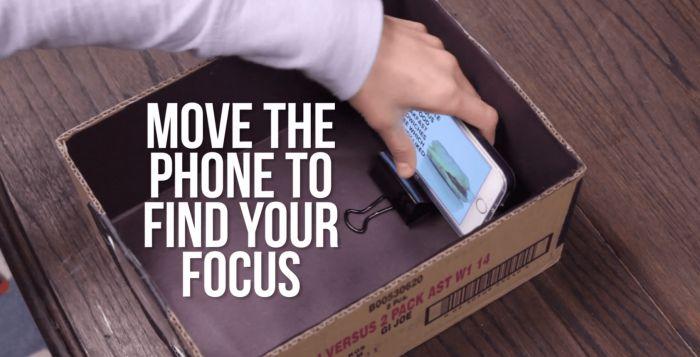 #DIY Transformez votre smartphone en rétroprojecteur !