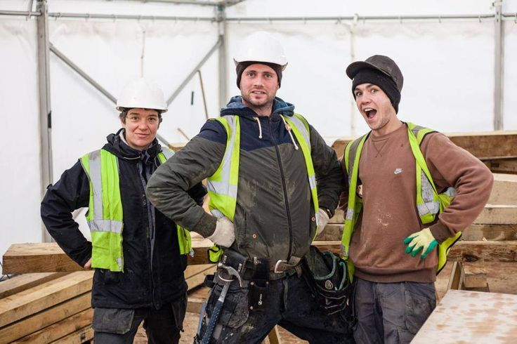 We love this #Construction stuff. Our friendly #Team always enjoy working on #Construction projects, no matter what they are. #Sussex