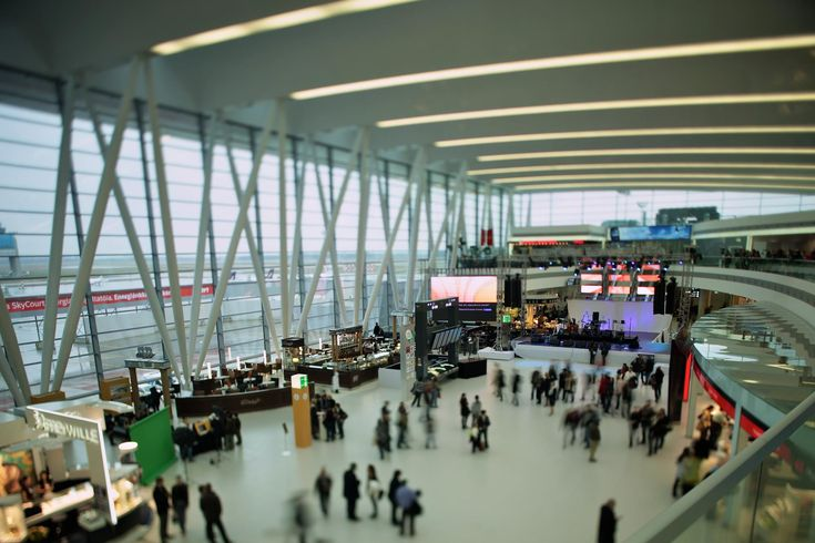 Budapest | Liszt Ferenc Airport (BUD), Terminal 2A. credit: Budapest Airport. see on https://www.facebook.com/BudapestPocketGuide  #Budapest #travel #Travel2Budapest