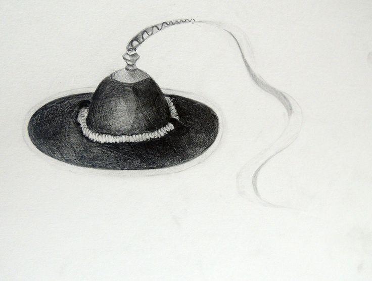 Theme: Samulnori Group 5 Observational drawing3-장영주