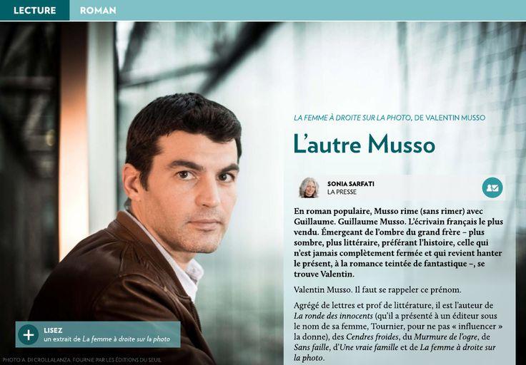 L'autre Musso - La Presse+