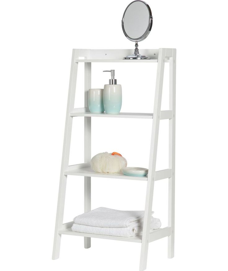 Bathroom Accessories Argos : Buy ladder storage unit at argos your