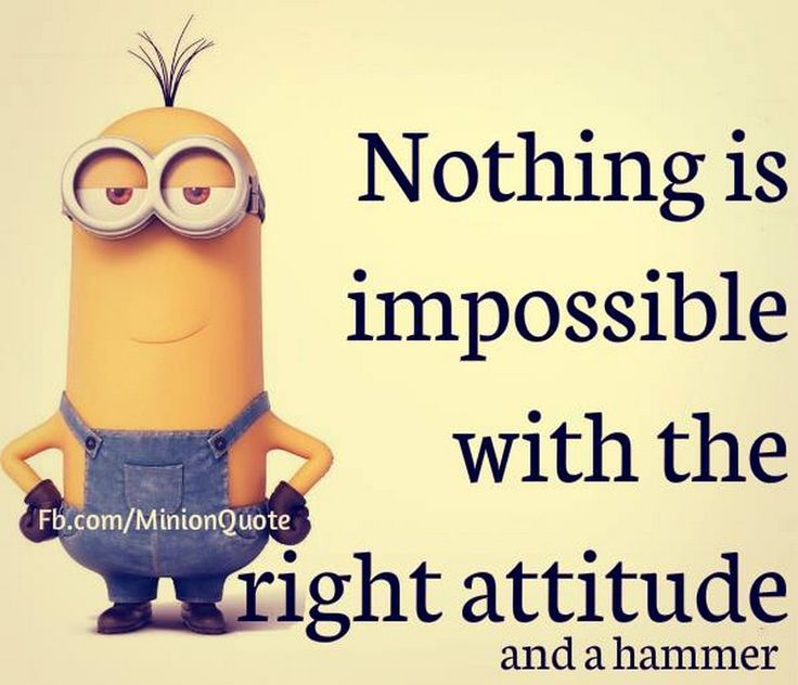 Minion Quotes Inspirational: 25+ Best Funny Saturday Quotes On Pinterest