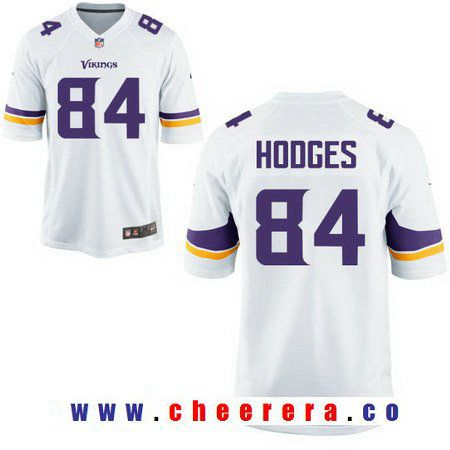 88a7a8cf89a Mens 2017 NFL Draft Minnesota Vikings 84 Bucky Hodges White Road Stitched  NFL Nike Elite Womens Nike Minnesota Vikings 33 Dalvin Cook ...
