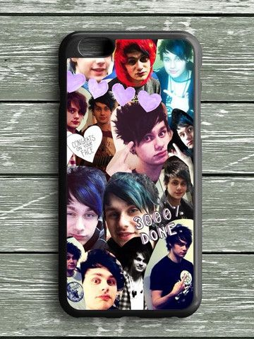 5seconds Of Summer iPhone 6 Plus Case