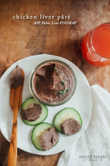 Chicken Liver Pate is a superfood! Liver is one of the most nutritious food in the world, enjoy twice a week!