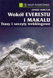 Wokół Everestu i Makalu Trasy i szczyty trekingowe Sklep Podróżnik