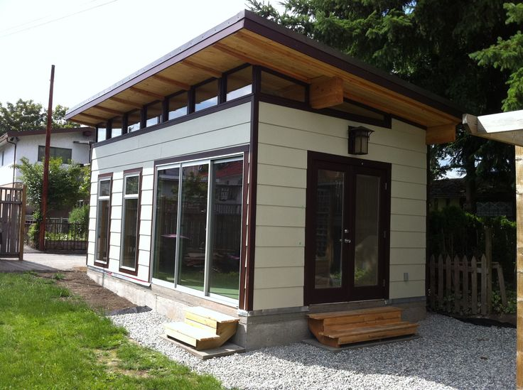25 best ideas about prefab garages on pinterest prefab for Prefab garage ontario