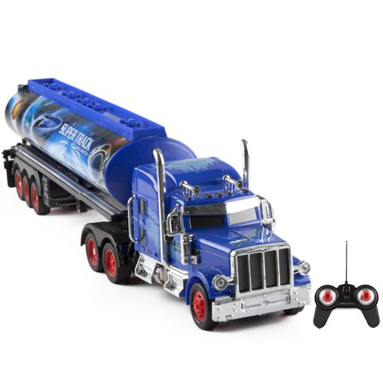 Super Track Galaxy 1:36 RTR Electric RC Tanker Truck