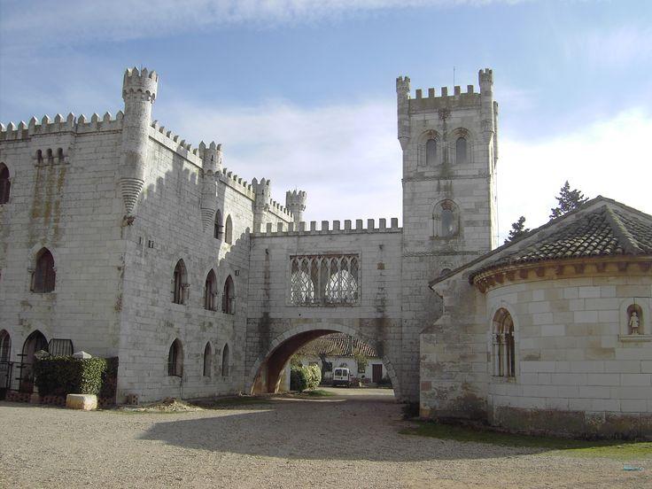 Palazuelos el viejo - Corcos del Valle (Valladolid) España.