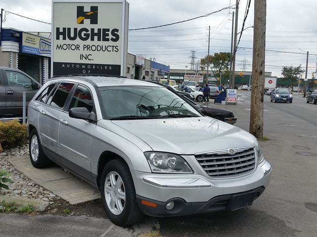 2005 Chrysler Pacifica SUV For Sale: 416-252-1100 | info@hughesmotorproducts.com #EtobicokeUsedCarDealership #usedcars #usedcar #usedtrucks #usedtruck